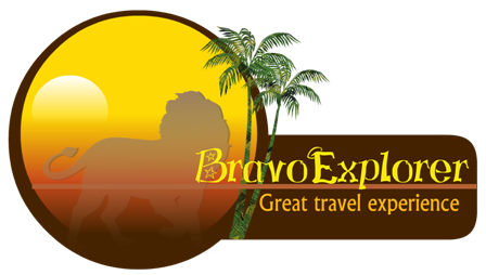 Bravo Expedition and Safaris Mobile Retina Logo