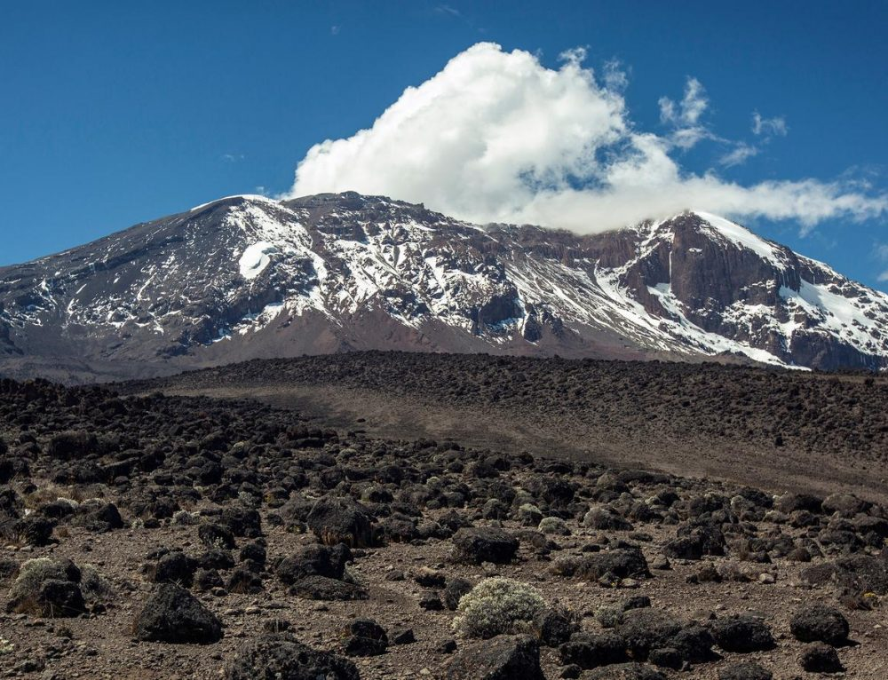 Machame Route Trekking, 7 Days