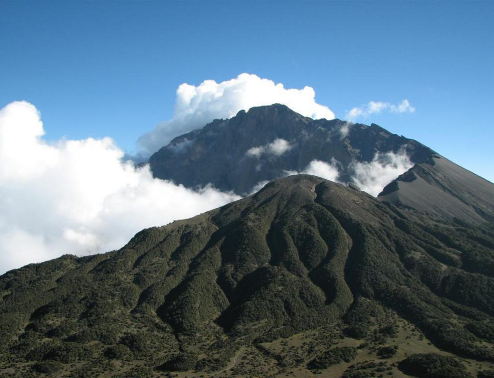 Mount Meru Trekking Itinerary, 4 Days