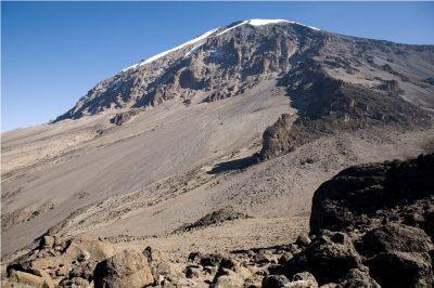 umbwe Climbing Route