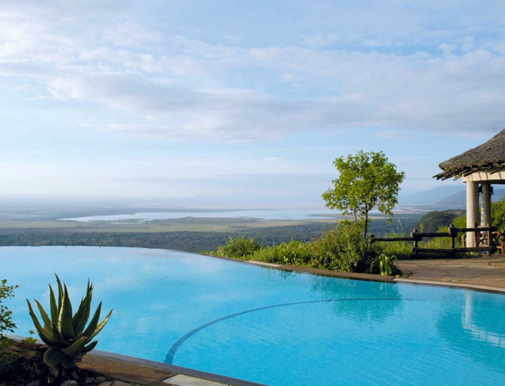 Lake Manyara Serena Hotel
