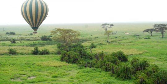 3 Day Serengeti Balloon Safari
