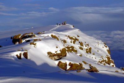 kilimanjaro trekking Machame