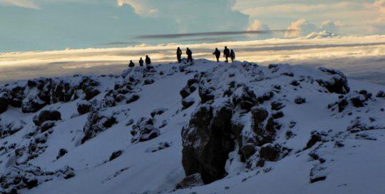 8 day kilimanjaro trekking Lemosho route